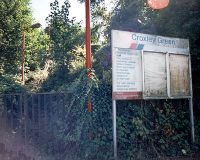 Croxley Green station has been disused for 8 years.